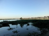 U-Bein bridge Myanmar